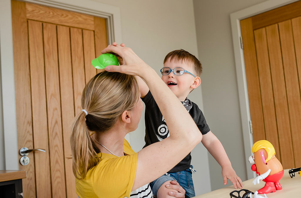 Children's Physiotherapy: hands-on, or hands-off?